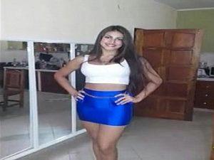 Image Morena gostosa em video amador mamando gostoso no motel