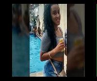 Carioca ninfeta da zona norte do Rio de Janeiro caiu na net metendo com dois