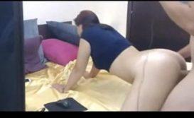 Larissa caiu na net metendo com namoradinho depois da aula bem gostoso