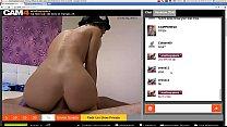 site amador com a safada no chat ao vivo quicando na pingola