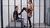 www red rube com Audrey Bitoni transando na cadeia