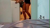 redubte mulher safada metendo de quatro encostada em sua lavadeira de roupas