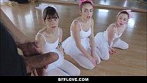 Xxx videos com lindas novinhas bailarinas que vão lamber uma rola grossa
